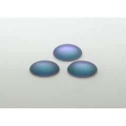 25 ovale heliotrope mat 14x10