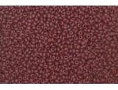 250 grs rocaille rubis mat 7/0