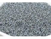 50 grs  MIYUKI Delica Beads 11/0 (2mm)  grise
