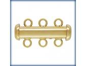 1 Fermoir 3 rangs 1/20 14K Gold Filled