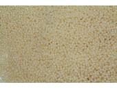 250 grs rocaille ivoire lustre 9/0