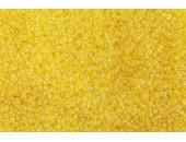 250 grs rocaille jaune lustre 5/0