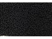 250 grs rocaille noir mat 5/0