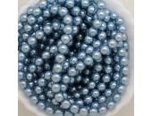 135 nacrées bleu hawai 12mm