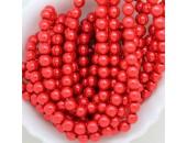135 nacrées rubis clair 12mm
