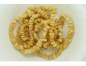 Chips Jade Jaune 90 cm